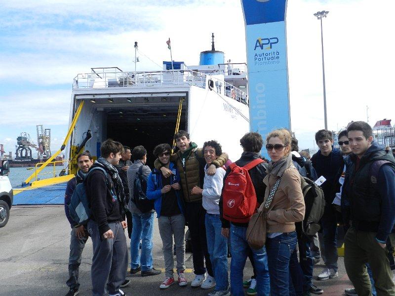 Isola d'Elba 26-28 aprile 2012