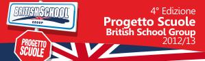 Progetto Scuole British School Group 2013