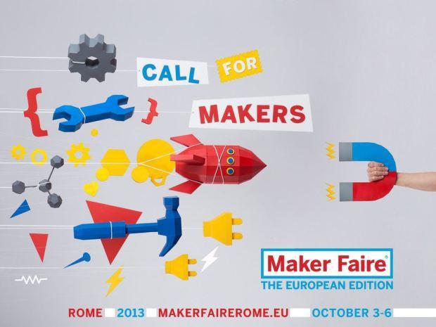 Maker Faire Europe Rome